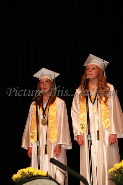 Columbia High School Commencement
