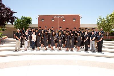 Athletics Graduates