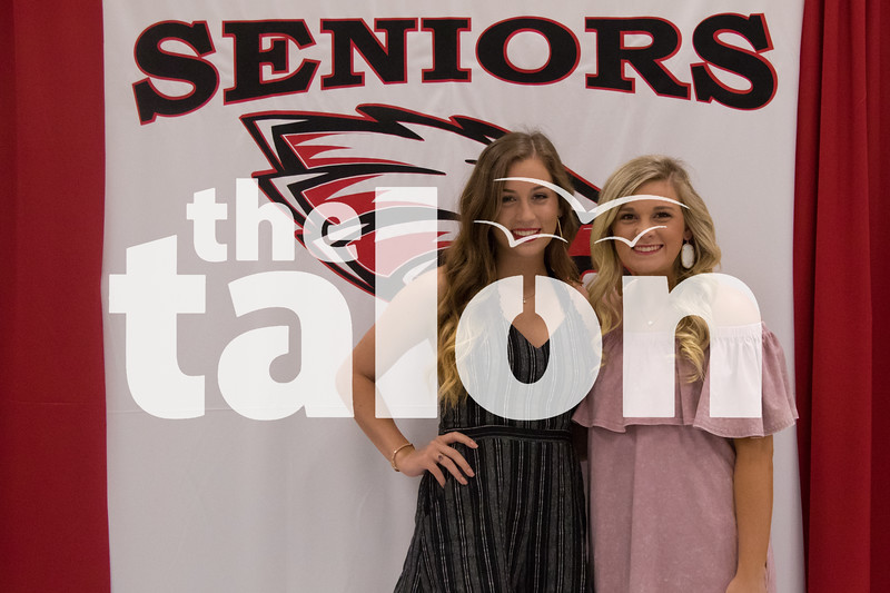 Seniors meet for a final breakfast together before graduation. (4-31-17)  Tuesday, May at Argyle High School in Argyle, Texas. (Campbell Wilmot / The Talon News)