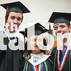 Seniors and family celebrate a Graduation Day at Argyle High School in Argyle , Texas, on May 22, 2018. (GiGi Robertson / The Talon News)