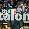 Argyle Seniors come together  2018 Graduation  at UNT Colliseum  in Denton , Texas, on May 22, 2018. (Sarah  / The Talon News)