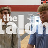 Class of 2018 enjoys the senior breakfast and slideshow to wrap up their senior year. Graduation Day at Argyle High School in Argyle, Texas , on May 21, 2018. (Campbell Wilmot / The Talon News)