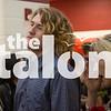 Seniors attend the 2019 graduation clapout on 5-21-2019 (Jacob Lormand/The Talon News)