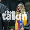 Graduation Ceremony on Tuesday, May 31 at UNT Coliseum in Denton, TX. (Caleb Miles / The Talon News)