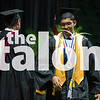 The Eagles graduate from Argyle High School at the North Texas Coliseum in Denton, Texas on May 31, 2016. (Christopher Piel/The Talon News)