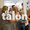 The seniors attend their senior breakfast at Argyle High School on May 31, 2016. (Annabel Thorpe / The Talon News)