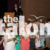 The seniors attend the traditional rose ceremony at Argyle High School on May 31, 2016. (Annabel Thorpe / The Talon News)
