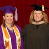 CT Graduate Lauren Kite with Instructor Cathy Eberhardt