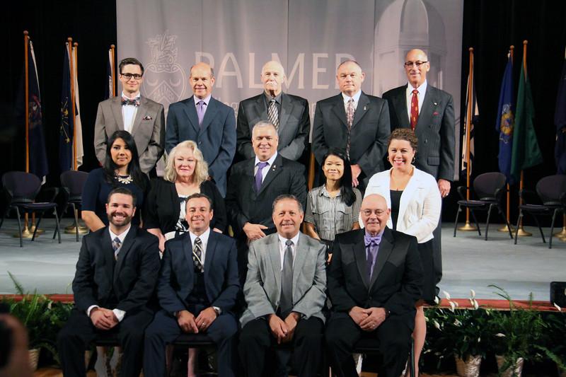Alumni Presenters-Grad Class 152