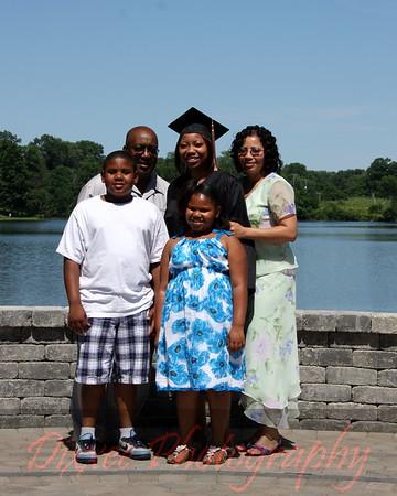 Tiffany Smith and Family