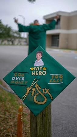 Jacob's USF Graduation