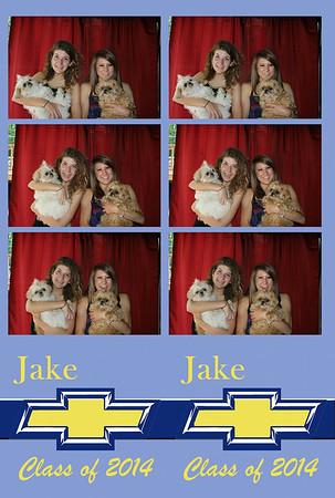 Jake's Graduation