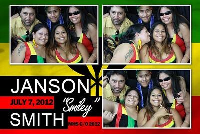 Janson's Grad Party