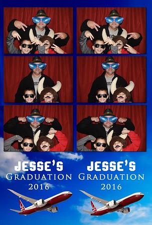 Jesse's Graduation 2016