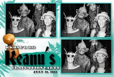 Keanu's Grad Party