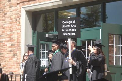 LIU Graduation 2013