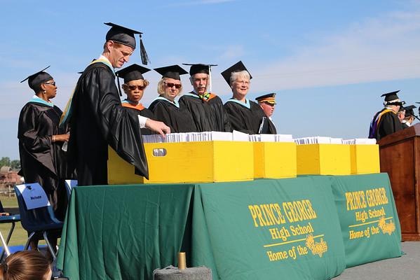 PGHS Graduation 2014