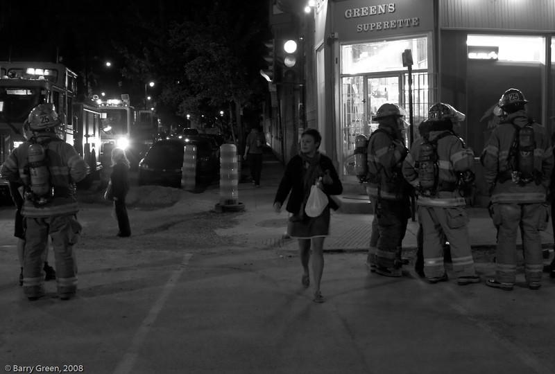 Street Scenes on Rue du Durocher.<br /> 20080529-IMG_1210