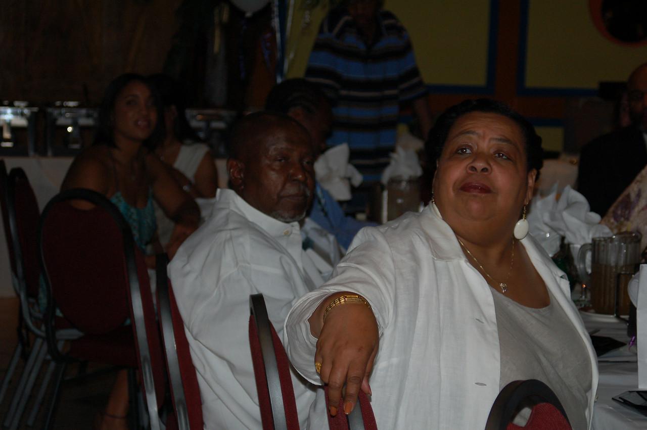 Aunt Shari  and Hashim El-Tinay<br /> <br /> Photo by Isidra Person-Lynn
