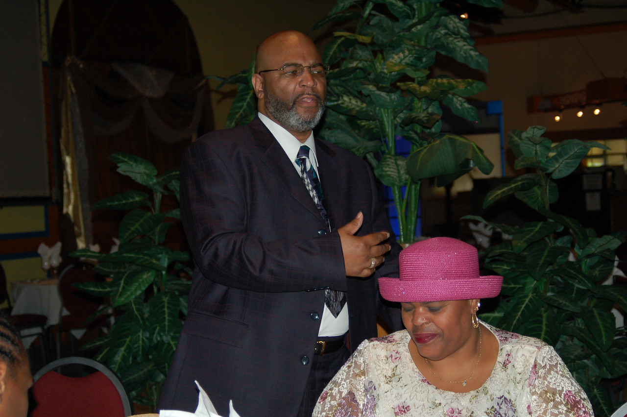 Uncle Michael and Aunt Paulette<br /> <br /> Photo by Isidra Person-Lynn