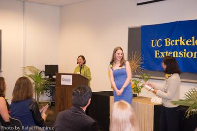UC Berkeley Extension Landscape Architecture  2014 Graduation.