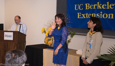 UC Berkeley Extension Landscape Architecture  2014 Graduation.
