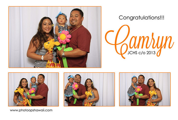 Camryn's Graduation Party (Fusion Portraits)