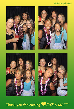 Jaz + Matt Graduation Parties (Stand Up Photo Booth