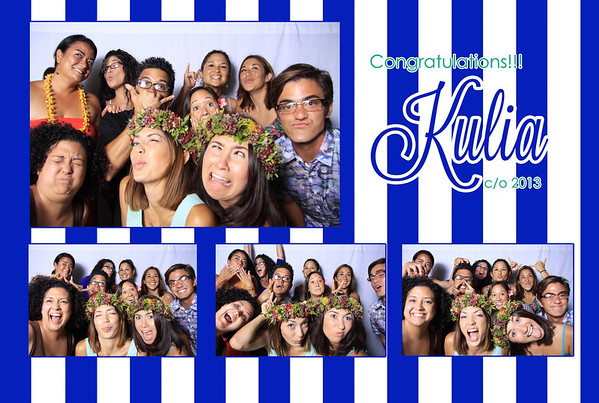 Kulia Grad Party (Fusion Portraits)