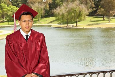 Daniel Steven De La Cruz Graduation