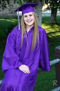 Megan Freeman Graduation/Senior Portraits