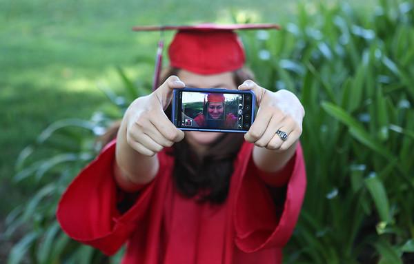 Sierra's Graduation Pictures