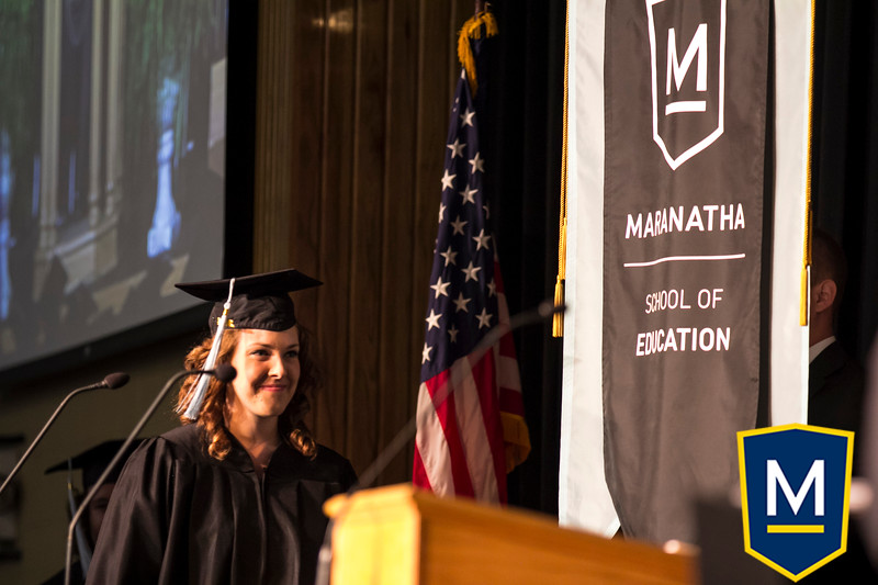 Graduation Convocation TM 137