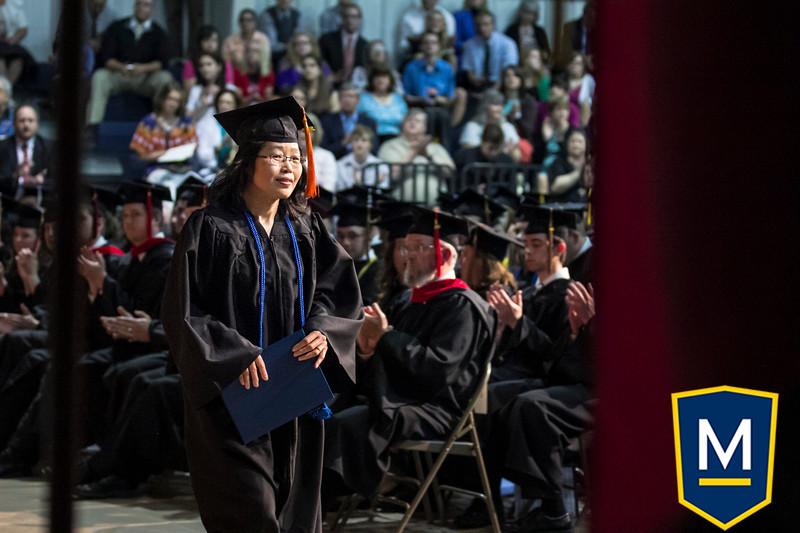 Graduation Convocation TM 158