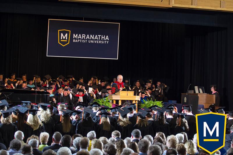 Graduation Convocation TM 184
