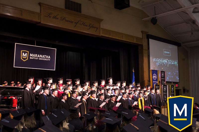 Graduation Convocation TM 204