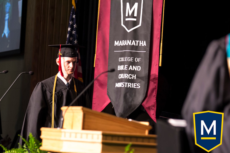 Graduation Convocation TM 118