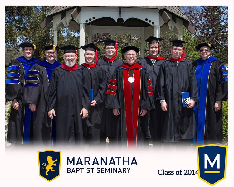 Seminary Grads 8x10