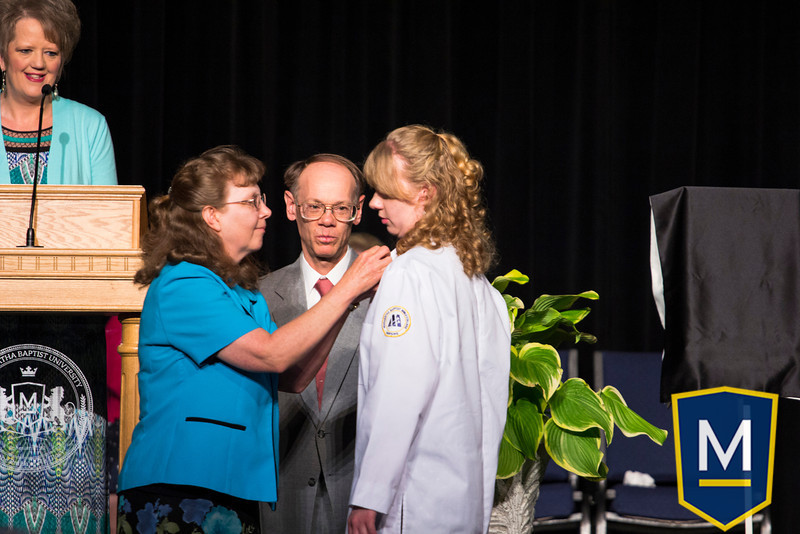 Nursing Pinning TM 25