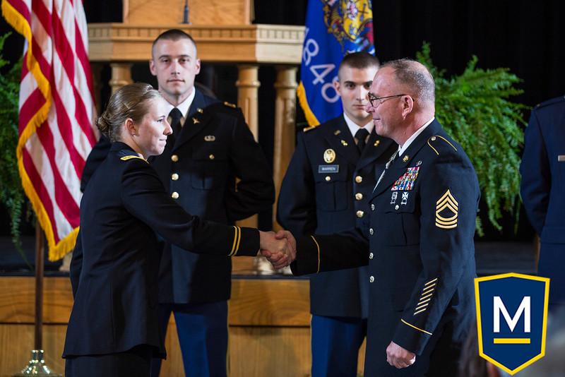ROTC Commissioning TM 37