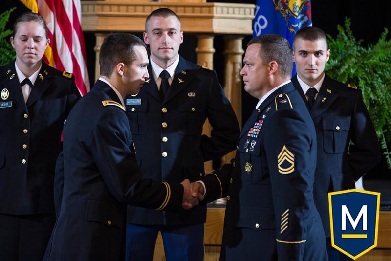 ROTC Commissioning TM 36