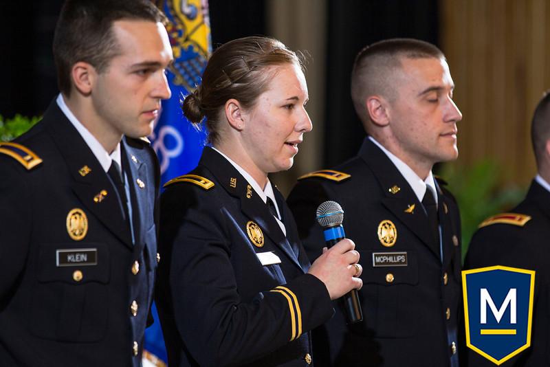 ROTC Commissioning TM 28