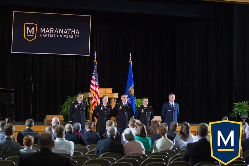 ROTC Commissioning TM 35