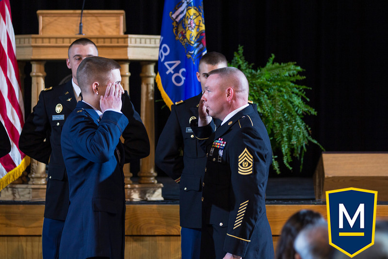 ROTC Commissioning TM 41