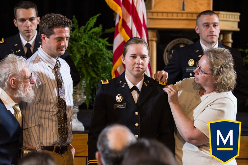 ROTC Commissioning TM 17