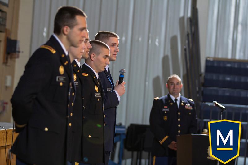 ROTC Commissioning TM 34