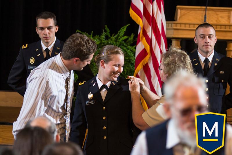 ROTC Commissioning TM 18
