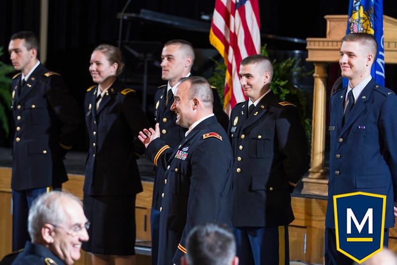 ROTC Commissioning TM 43