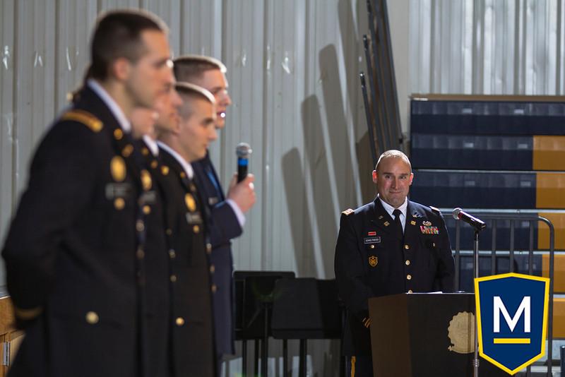 ROTC Commissioning TM 33