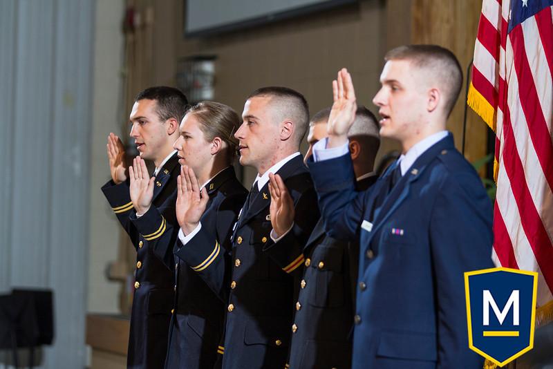 ROTC Commissioning TM 08